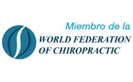 Miembro de la Federación Mundial de Quiropráctica