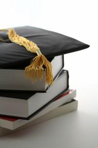 gorra graduacion
